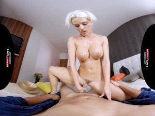 VR Tantra Sex with The Ecstatic Blanche Bradburry