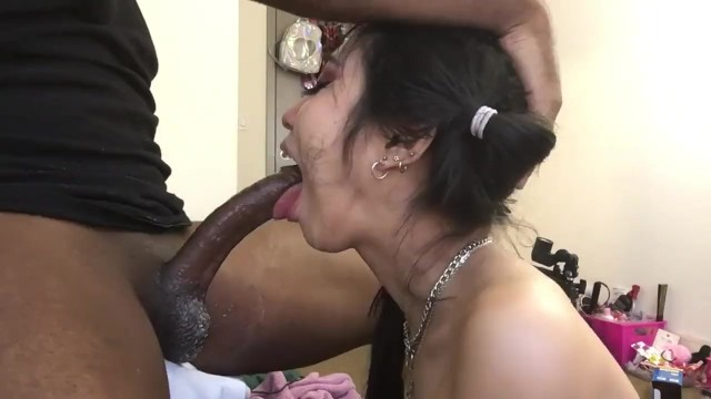 Asian deep throat videos