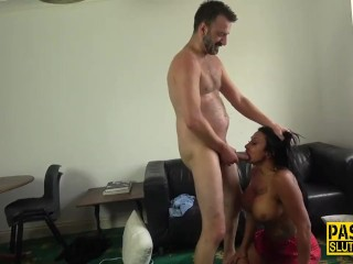 Ass fngered and spanked fetsh mlf Pascal White