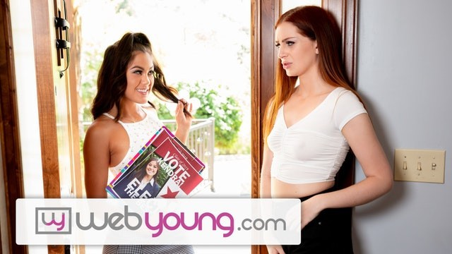 Free amateur photos voting Webyoung str8 girl kendra spade goes lesbian to get votes