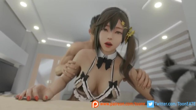 Misaki I can't clean up if you ...  Dead Or Alive Venus Vacation DOAXVV
