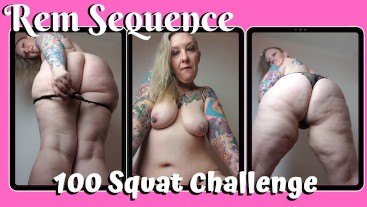 100 Squat Challenge - RemSequence