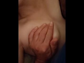 Nu and Stmulatng Her es Untl She Cums