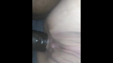 I love when Daddy fills my ass with his BBC