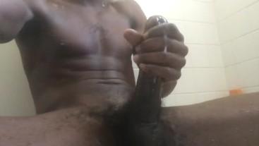 @Taedrizzl3 Shower Cumshot
