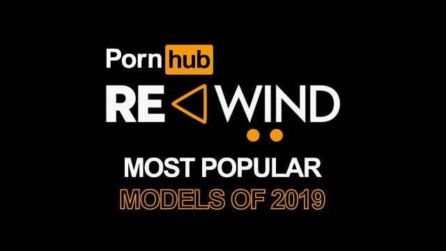 Big tit ladies on top fucking Pornhub rewind 2019 - top verified models of the year