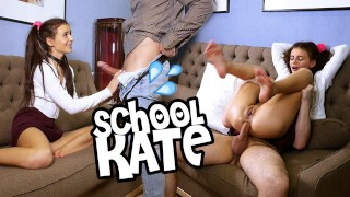 Anal sex with a naughty student