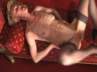 Oma Rta Men erster Sex nach über Jahren