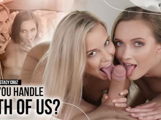 VRHUSH Can You Handle Both Of Us Lola Myluv, Stacy Cruz