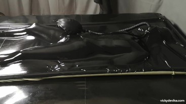 Vacbed Fun With Rebreather Bag