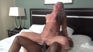 Milf Leilani Lei Cum Filled Pussy Fucked Again Modelhub Com