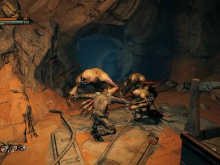 Mars War Logs Pt Cstern Dungeon Crawl otum Mole Gangbang