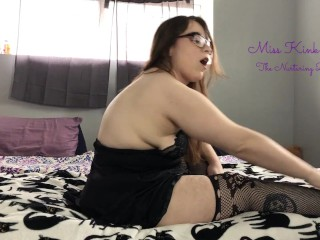 BBW Goddess Stretches for Suves