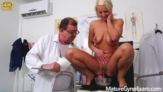 Oral facial exam for speech therapy Hot blonde luci angel dirty gyno exam and fucking machine therapy