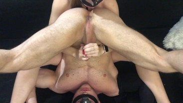 I FUCKED HIM WITH MY TONGUE UNTIL HE CUM IN HIS MOUTH