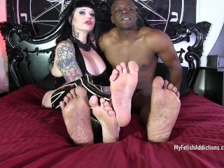 Foot Fetsh Cucko Maya Sinstress, Will Tile