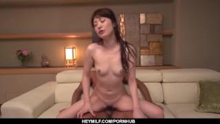 Hot home porn for amateur Ryouka Shinoda - More at Japanesemamas com
