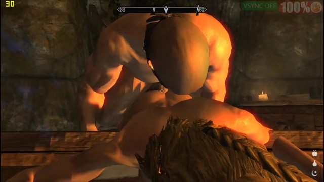 Dark skinned sexy females - Skyrim dark brotherhood leader astrid gets fucked