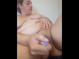 Hot Big Booty MILF Squirts
