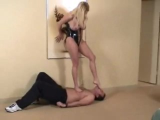 Best of Trample Femdom trag foot domnaton foot wo hgh heels Brittany Andrews, cory lane, Sandra Romain, Tori Sinclair