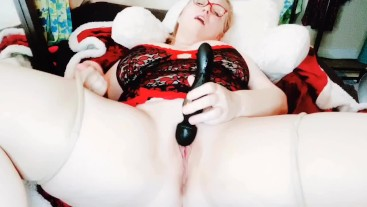 Multiple Body Shaking Orgasms - Clit Vibrator Torture