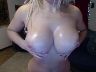 Blonde perfect boobs slapped ass and fucked Chaturbate BitLoki