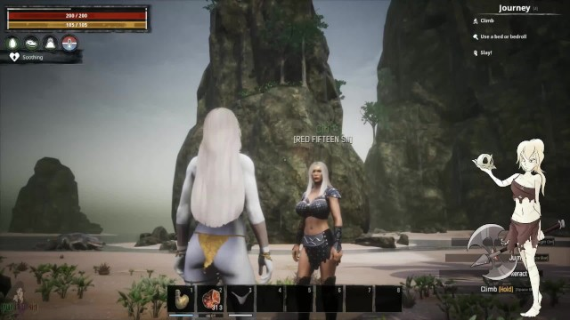 Download 'Conan Exiles Kisa's Return modded run Part 18' with PornhubDownloader