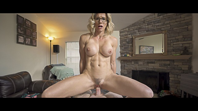 Handjobs by topless women only Pov massage from my friends hot mom cory chase