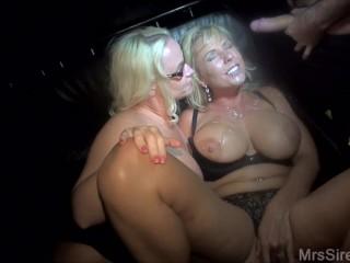 Porn Shop Sluts Dee Sren and Nau Aa Dee Siren, Naughty Alysha