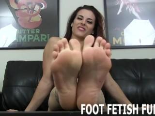 Toe Su And POV Foot Fetsh Vdeos