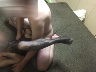 Japanese Hentai Milf Air is too good Pussy Many times orgasm