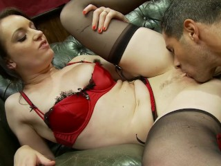 Bubble Butt Massage Therapst Fucked Her Clent Huge Cock and Get Facaled