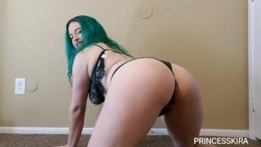 Twerking Practice