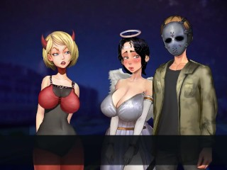 Taffy Tales Part 26 Halloween Special Hot Milf Costumes By LoveSkySan69