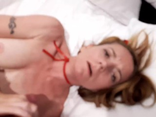 Handjob and POV cumshot Sexypeal