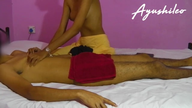 Asian message ri - Sri lankan girl hidden cam spa message සප එක නග දප සප