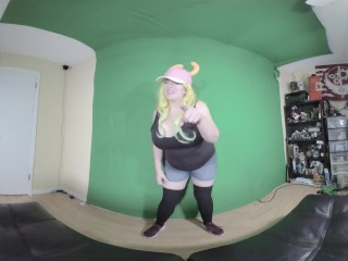 Preview 2 of Lucoa Cosplay - VR