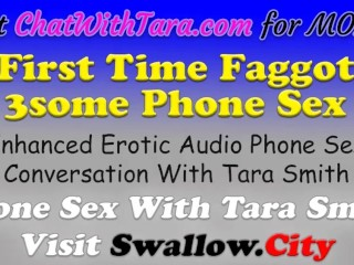 Real Phone Sex Faggot Threesome Enhanced Trance MultLayered Erotc Audo