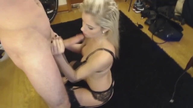 Biker jacket porn star Amateur girl sucks like a real porn star