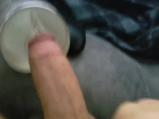 Tease My Cock Wth Your Pussy Then Dotyle Loud Moanng Cumshot