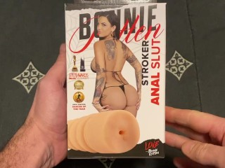 Sex toy sleeve review