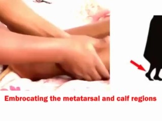 How to massage an Afrcan Woman
