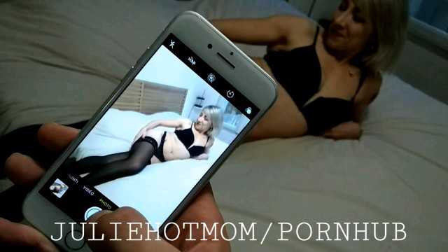 Best of gray wolf all amateur Best stepmom asks her son to make cum by all her holes - juliehotmom