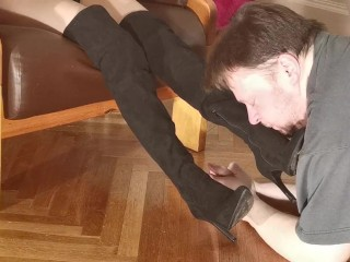 Boot socks feet ng for my domnant ess pt HD
