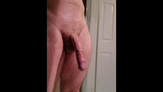 Punishment 3: Milking prostate in the shower, it was way too huge...