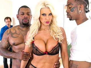 any Andrews Cant Wat For Anal Sex Wth Cuckold Sessons Brittany Andrews, Rico Strong