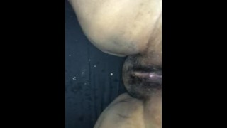 Bbw takes a pounding by good ass bbc