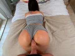Amateur Thick Curves Mia Enjoy - Brilliant Doggystyle Pov
