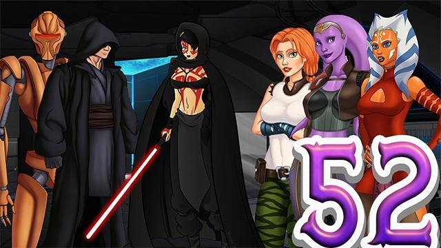 Oranhe adult chatroom Lets play star wars orange trainer uncensored episode 52