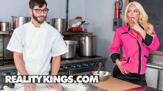 Best xxx clip long play - Reality kings - big tit phat ass nicolette shea fucks the cook